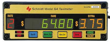 Taxi Meter @ Maxi Taxi Melbourne