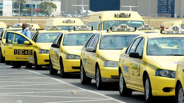 Melbourne Maxi Taxi