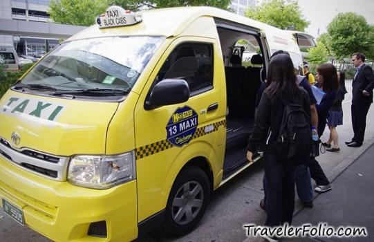 Maxi Cabs Melbourne
