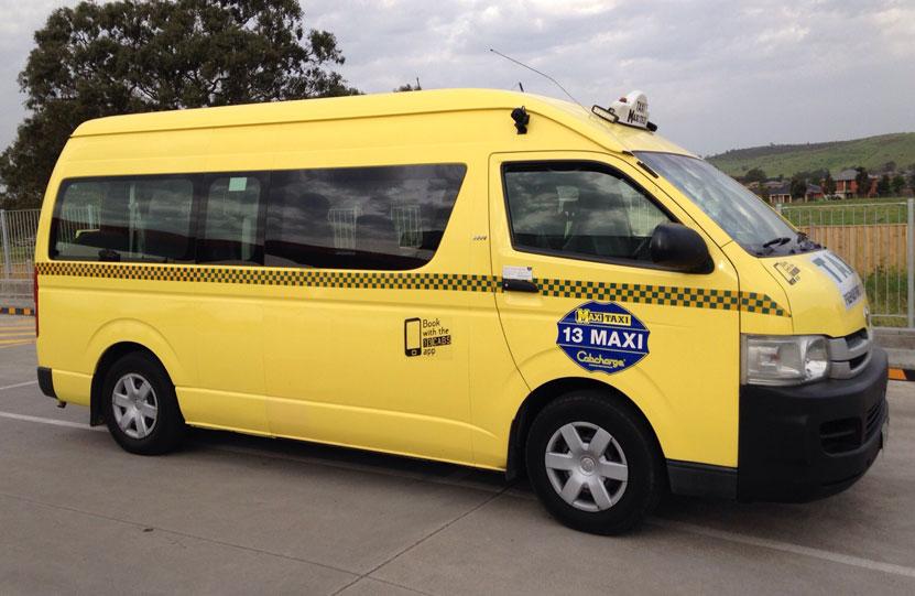 Book Maxi Taxi