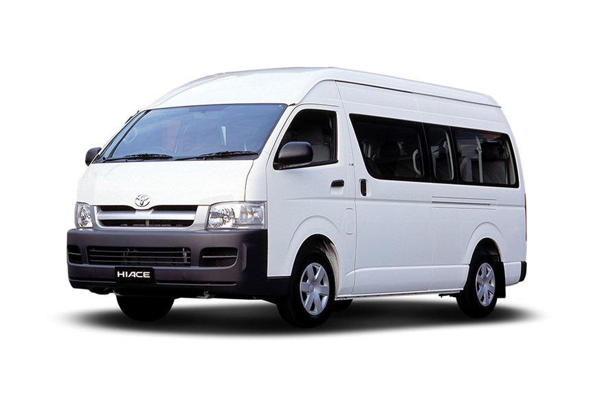 Melbourne Airport Shuttle Vans